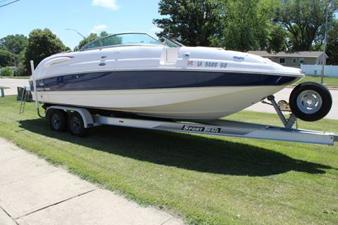 2006 Chaparral Sunesta for sale in Harlan, IA