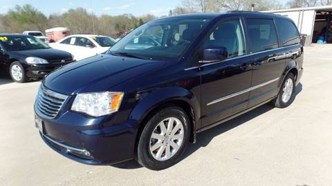 2013 Chrysler Town and Country for sale in Harlan, IA