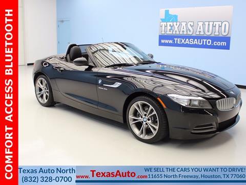 2014 BMW Z4 for sale in Houston, TX