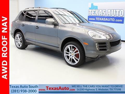 2009 Porsche Cayenne for sale in Houston, TX