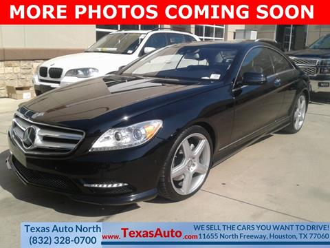 2013 Mercedes Benz CL Class For Sale In Houston, TX