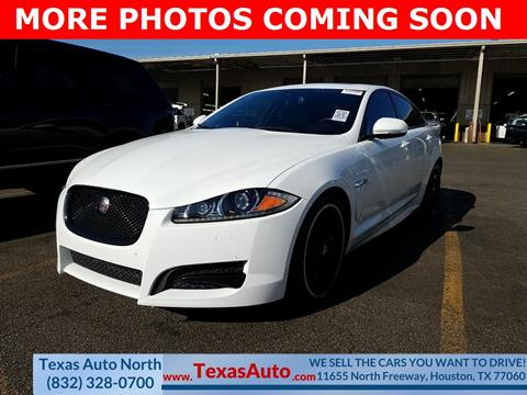 2015 Jaguar XF for sale in Houston, TX