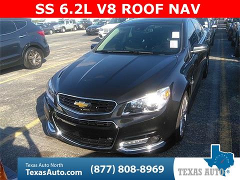 2015 Chevrolet SS for sale in Houston, TX