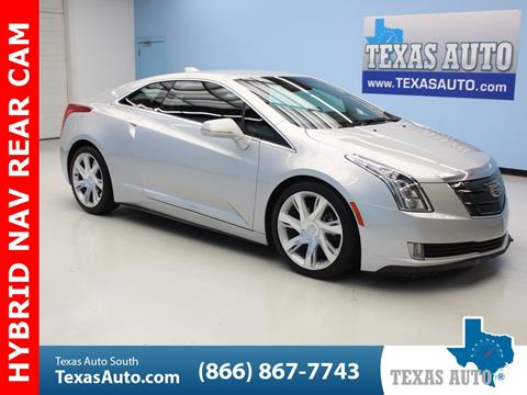 2016 Cadillac ELR for sale in Houston, TX