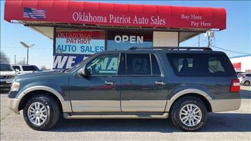 2009 Ford Expedition EL for sale in Edmond, OK
