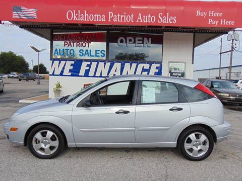 2007 Ford Focus for sale in Edmond, OK