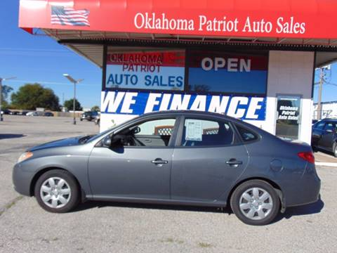 2008 Hyundai Elantra for sale in Edmond, OK
