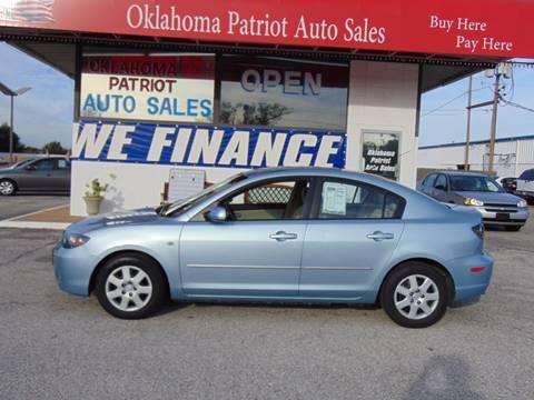 2007 Mazda MAZDA3 for sale in Edmond, OK