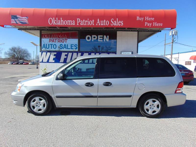 2004 Ford Freestar S 4dr Mini Van