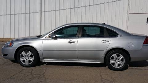 2009 Chevrolet Impala for sale in Edmond, OK