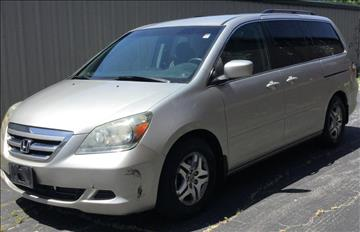 2007 Honda Odyssey for sale in Harvey, IL