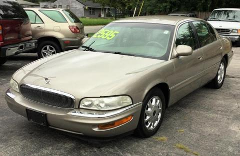 2000 Buick Park Avenue for sale in Harvey, IL