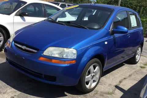 2006 Chevrolet Aveo for sale in Harvey, IL