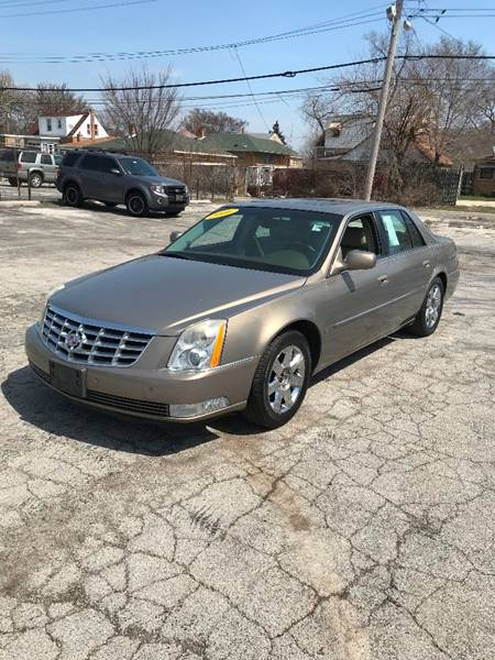 2006 Cadillac Dts Luxury I In Harvey Il Jtr Auto Group