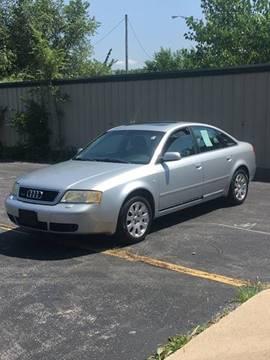 Audi A For Sale In Billings MT Carsforsalecom - 2001 audi a6