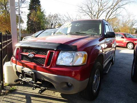 2003 Ford Explorer Sport for sale in Harvey, IL