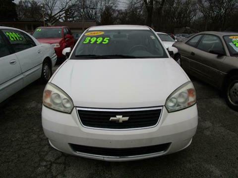 2007 Chevrolet Malibu Maxx for sale in Harvey, IL