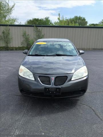 2007 Pontiac G6 for sale in Harvey, IL