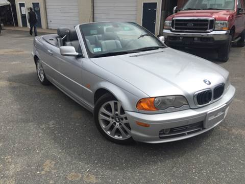 2002 BMW 3 Series for sale in Easthampton, MA