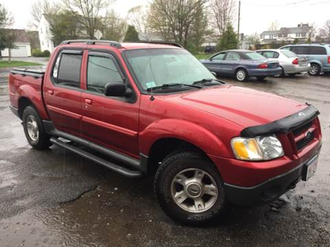 2004 Ford Explorer Sport Trac for sale in Easthampton, MA