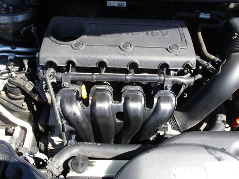 2010 Kia Forte EX 4dr Sedan 4A - Lansing MI