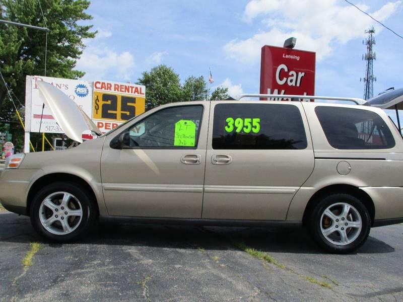 2005 Chevrolet Uplander LT 4dr Extended Mini-Van - Lansing MI