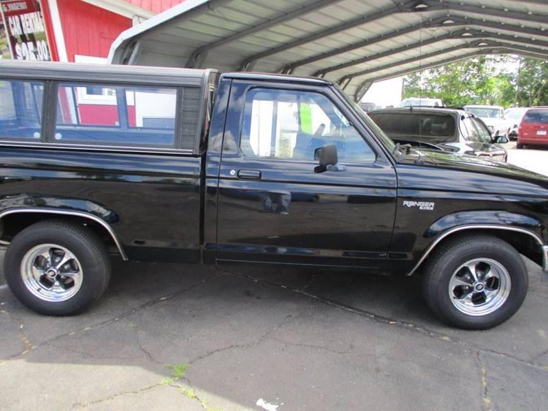 1990 Ford Ranger 2dr XLT Standard Cab SB - Lansing MI