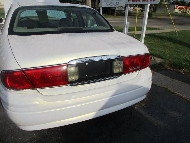 2004 Buick LeSabre Limited 4dr Sedan - Lansing MI