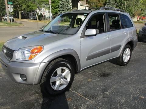 2004 Toyota RAV4 for sale in Lansing, MI