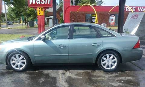 2006 Ford Five Hundred for sale in Lansing, MI