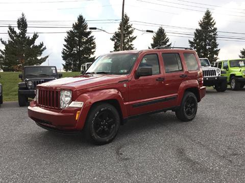 2011 Jeep Liberty for sale in Manheim, PA