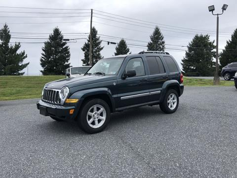 2006 Jeep Liberty for sale in Manheim, PA