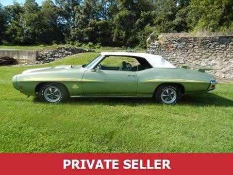 1970 Pontiac GTO for sale in Manheim, PA