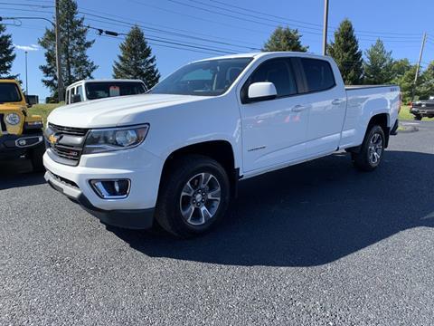 2016 Chevrolet Colorado for sale in Manheim, PA