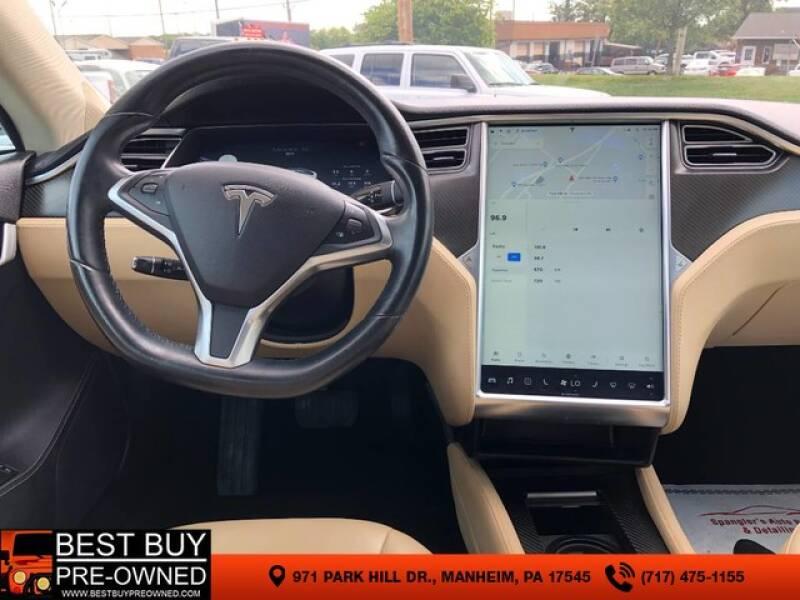 2014 Tesla Model S 85 4dr Liftback - Manheim PA