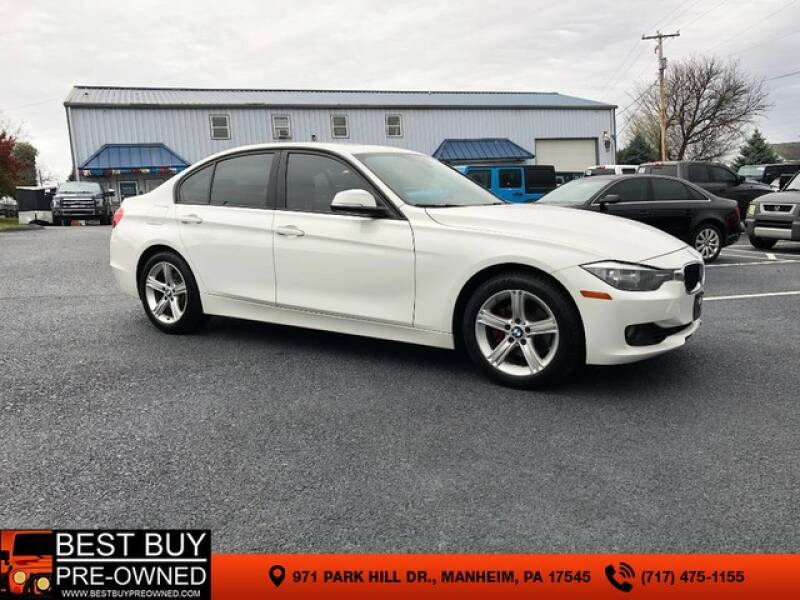 2013 BMW 3 Series AWD 328i xDrive 4dr Sedan - Manheim PA