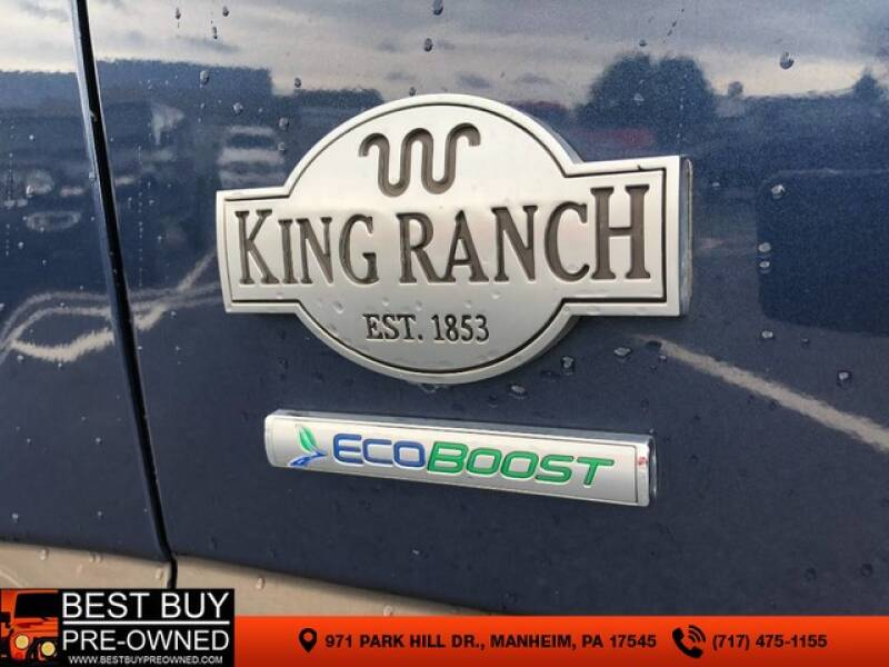 2015 Ford F-150 4x4 King Ranch 4dr SuperCrew 6.5 ft. SB - Manheim PA
