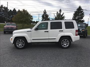 2008 Jeep Liberty for sale in Manheim, PA