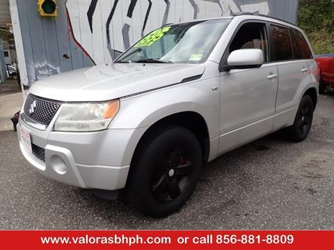 2006 Suzuki Grand Vitara for sale in Glassboro, NJ
