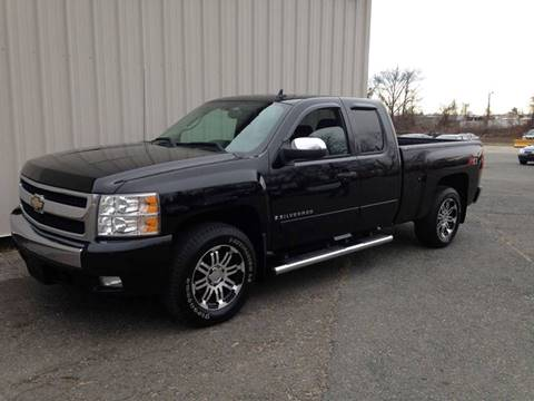 2008 Chevrolet Silverado 1500 for sale in Springfield, MA