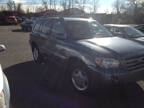 2006 Toyota Highlander for sale in Springfield, MA