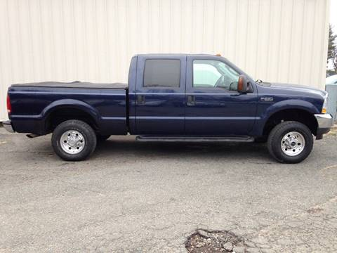 2004 Ford F-250 Super Duty for sale in Springfield, MA