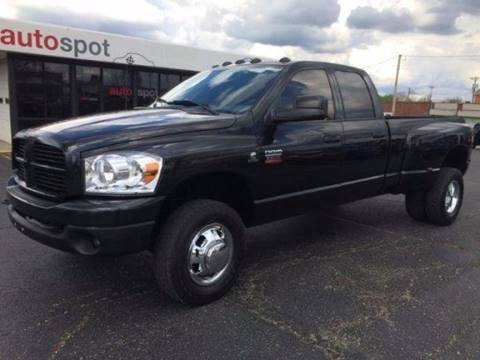 2007 Dodge Ram Pickup 3500 for sale in Centerville, OH
