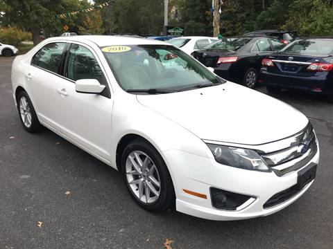 2010 Ford Fusion for sale in Whitman, MA