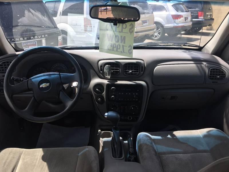 2005 Chevrolet TrailBlazer LS 4WD 4dr SUV - Denver CO