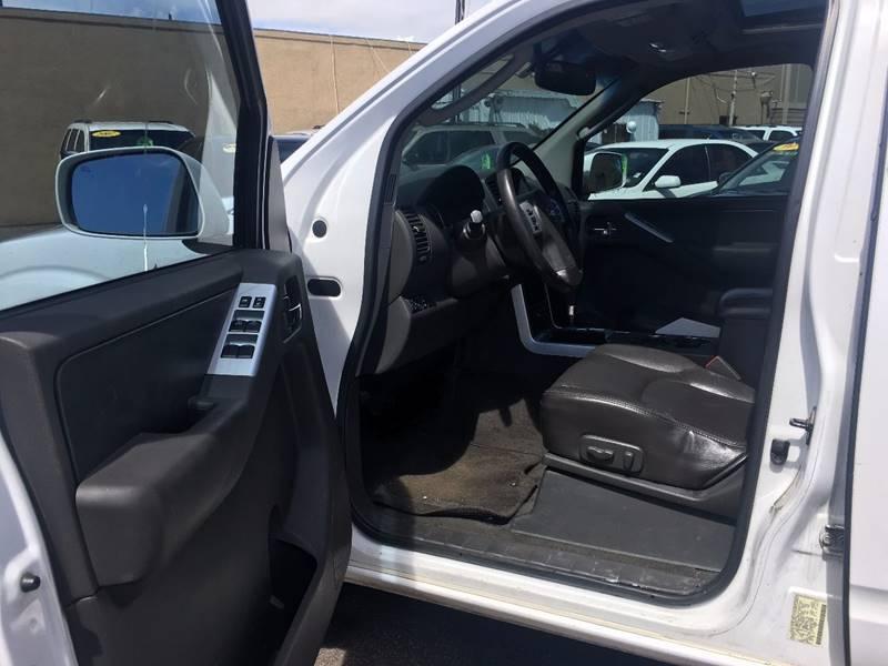 2008 Nissan Pathfinder 4x4 S 4dr SUV - Denver CO