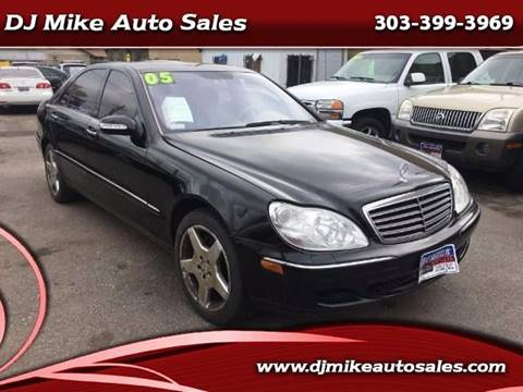 2005 Mercedes-Benz S-Class for sale in Denver, CO