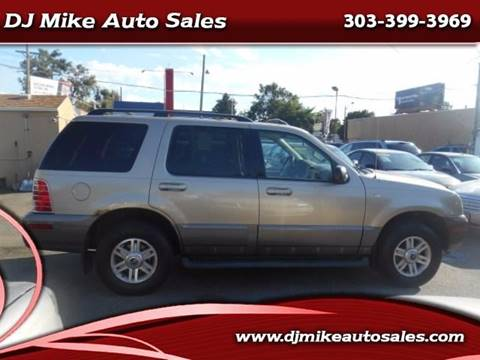 2003 Mercury Mountaineer for sale in Denver, CO