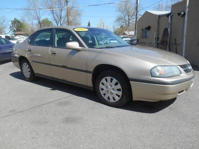 2005 Chevrolet Impala 4dr Sedan - Denver CO