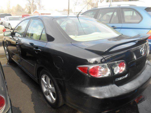 2008 Mazda MAZDA6 i Grand Touring 4dr Sedan - Denver CO